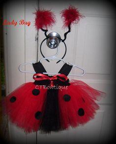 lady bug tutu, I like this one too! @Stacy Stone Stone Bieri