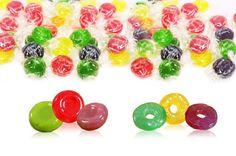 As lindas e traíras balas-soft. | 43 comidas e guloseimas inesquecíveis que você comeu quando era criança