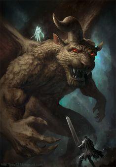 """""""Berserk Manga Fanart - Nosferatu Zodd"""" by pav327.deviantart.com on @DeviantArt"""