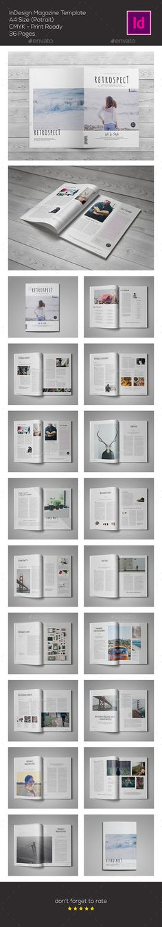 Multipurpose InDesign Template