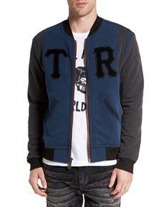http://www.quickapparels.com/men-blue-bomber-varsity-jacket.html