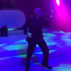 Pitbull Suprises Guests at Sofia Vergara's Wedding With an Amazing Performance