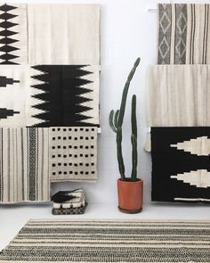 Pampa rug wall, looking fresh!