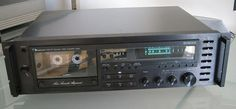 Nakamichi 682ZX 3 head tape deck
