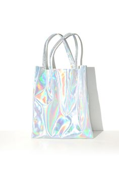 HOLOGRAM TOTE BAG - SOMEWHERE NOWHERE