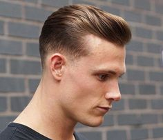 These top haircuts for men are the most flattering classic cuts and some of the latest trends. Whether it's for short or longer hair, fine or thick, all of these men's hairstyles look good and Classic Mens Hairstyles, Cool Hairstyles For Men, Men's Hairstyles, Classic Mens Haircut, Top Haircuts For Men, Cool Haircuts, Mens Haircuts Fine Hair, 2018 Haircuts, Short Hair Man