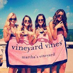 Vineyard Vines | Seaside Prep - Sarah Moody representing MSU Pi Phi!