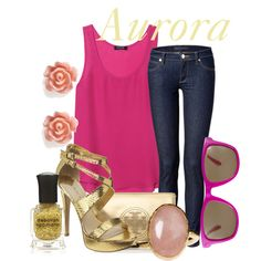 """""""Aurora"""" by cassidygearhart on Polyvore"""