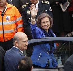 La Reina Doña Sofía inaugurará la exposición de Las Edades del Hombre, 'Reconciliare', el 24 de abril en Cuéllar http://www.revcyl.com/web/index.php/cultura-y-turismo/item/8873-la-reina-don