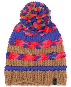 The North Face Nanny Knit Beanie - For Her Gifts Under $50 - Holiday Gift Guide 2014 - Macy's
