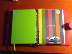 Filofax with Journal