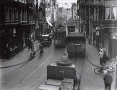 Haarlemmerstraat Amsterdam (jaartal: 1945 tot 1950) - Foto's SERC