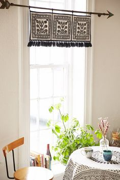 Magical Thinking Kanchi Window Valance - Urban Outfitters