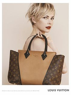 Michelle William S Louis Vuitton Ads Are Ridiculously Cute