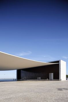 Pavilhão de Portugal, Lisboa by Alvaro de Siza Vieira