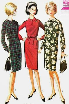 Sewing the 60s: Dressing the Decade - 1963