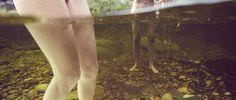 Skinny dipping with Caroline Mackintosh