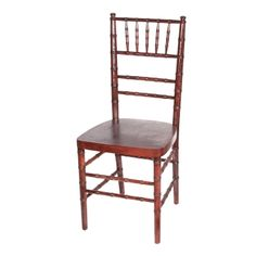 Reception Chair Rosewood