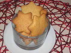 Briciole di mele: Biscotti zenzero e cannella