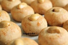 - Chinese New Year Series : Kitchen Chaos: Peanut Cookies ? - Chinese New Year Series Peanut Cookie Recipe, Peanut Cookies, Almond Cookies, Baking Cookies, Shortbread Cookies, Chinese New Year Cookies, Baking Recipes, Dessert Recipes, Cake Recipes