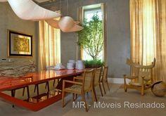 Resina Colorida: MR. MOVEIS RESINADOS