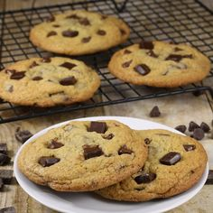 Have you ever wanted to replicate those huge, soft, and chewy cookies from the local bakery? Luckily, they are easier than you think.