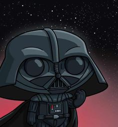 Chibi Darth :)