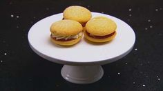melting moments, biscuit recipes, masterchef australia, moment biscuit, cookies, biscuits, melt moment, taylors, raspberries