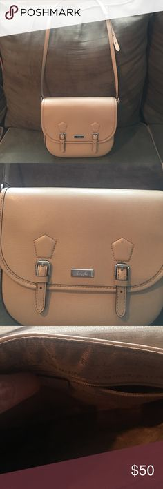 Ralph Lauren cross-body leather bag. Price firm New without tags Ralph Lauren RRL Bags Crossbody Bags