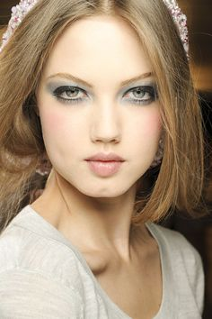 Lindsey Wixson - Chanel Fall 2012 Couture