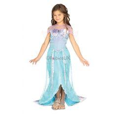 Mermaid Princess Girls Fairytale Toddler Dress Up Halloween Kids Fancy Costume M Kids Costumes Girls, Toddler Costumes, Halloween Costumes For Girls, Halloween Fancy Dress, Mermaid Fancy Dress Costume, Girls Mermaid Costume, Mermaid Dresses, Red Costume, Fancy Costumes