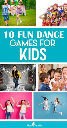 Dance games are a great way to improve different skills in a child. These games also engage the child physically and mentally. Here we have ten energetic dance games ideas for children. Dance Activities For Kids, Home Games For Kids, Drama Activities, Children Games, Movement Activities, Physical Activities, Drama Games For Kids, Creative Activities, Indoor Activities
