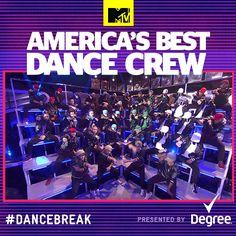America's Best Dance Crew #ABDC