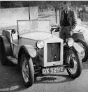 De lotus Mark 1 is de eerste auto van lotus. Hij is ontworpen en gebouwd door ingenieur Colin Chapman in 1948. De auto is gemaakt op het frame van een Austin 7 en de rest is aluminium bij elkaar gehouden door multiplex.