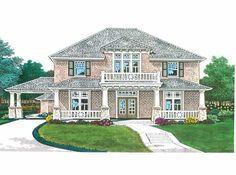 Eplans Craftsman House Plan - In A League of its Own - 3270 Square Feet and 5 Bedrooms from Eplans - House Plan Code HWEPL68937
