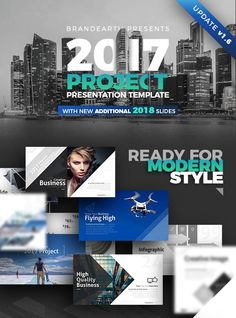 22 best minimalist powerpoint presentation templates images page