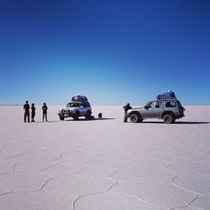 The furthest I have ever been from home - Uyuni Salt Flats in Bolivia #bolivia #saltflats #uyuni