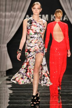 Naeem Khan Spring 2012 Ready-to-Wear Collection Slideshow on Style.com