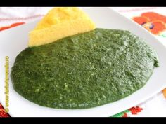 Mancare de urzici-de post | Farfuria vesela - YouTube Romanian Food, Palak Paneer, Eating Well, Cornbread, Food Videos, Dishes, Make It Yourself, Cooking, Ethnic Recipes