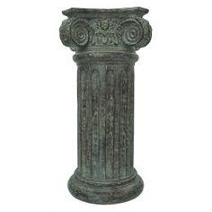 Görög oszlop Fountain, Led, Outdoor Decor, Home Decor, Decoration Home, Room Decor, Water Fountains, Home Interior Design, Home Decoration