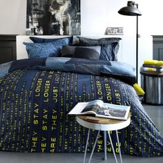 Maybe for a guest pad? Writing Jobs, Design Elements, Comforters, Sleep, Blanket, Denim, Studio, House, Diva