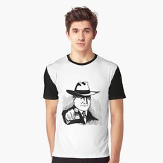 Promote | Redbubble Mafia, Gentleman, Getting Out, My T Shirt, Vivid Colors, Female Models, The Dreamers, Essentials, Sleeves