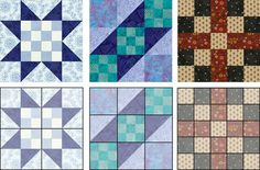 How to change the size of a quilt block  http://quilting.about.com/od/stepbystepquilting/ss/How-to-Change-the-Size-of-a-Quilt-Block.htm