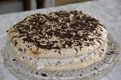 Healthy Deserts, Sweet Cakes, Baking Tips, Meringue, Yummy Treats, Food To Make, Bakery, Cooking Recipes, Tasty