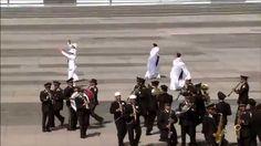 Delegación Mexicana que participará en el Festival de la Música Militar ...