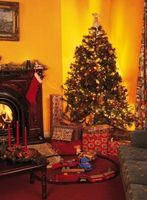 #Christmas Tree Safety Tips From Your California #HomeownersInsurance Agency