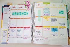 Fragrance Obsessed: My 2014-2015 Erin Condren Life Planner