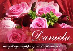 Danielu Wszystkiego Najlepszego z Okazji Imienin