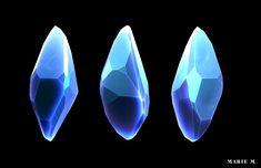 Ознакомьтесь с этим проектом @Behance: «Final Fantasy Inspired Crystal» https://www.behance.net/gallery/45398815/Final-Fantasy-Inspired-Crystal