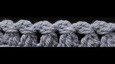 Crochet Picot Edging - YouTube